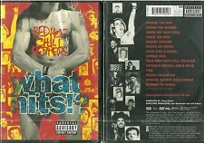 RARE / DVD - RED HOT CHILI PEPPERS : WHAT HITS / NEUF EMBALLE - NEW & SEALED