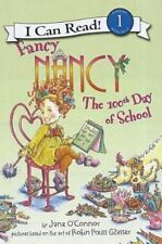FANCY NANCY The 100th Day of School (Brand New Paperback Leveled Reader)