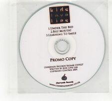 (GV475) Kids Love Lies, Under The Bed - 2009 DJ CD