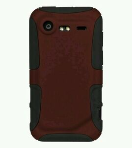 new concept 9ba69 5cba5 Details about Seidio DILEX Cell Phone Case for HTC Droid Incredible 2/S -  Burgundy, Durable