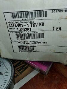 PARKER A4TXV01-1 3 TON THERMOSTATIC EXPANSION VALVE KIT   R410A
