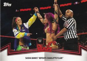 2018-Topps-Wwe-de-Mujer-Division-Mapas-Momments-RAW-3-Sasha-Banks
