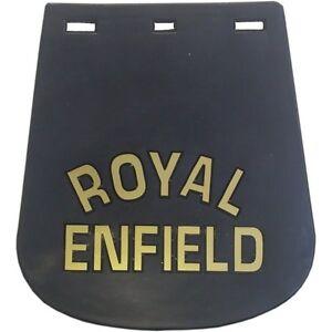 Hi Niveau Royal Enfield Caoutchouc Bavette Longueur 165mm X Width120mm Bc33641 - à Vendre
