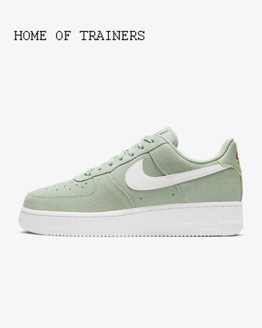 Nike Air Force 1 '07 Pistachio Frost Laser Girls Women's Trainers All Sizes