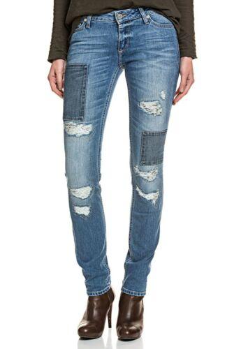 Bogner Jeans MIA Slim Damen Jeans Destroyed-Look W32 L34 Size