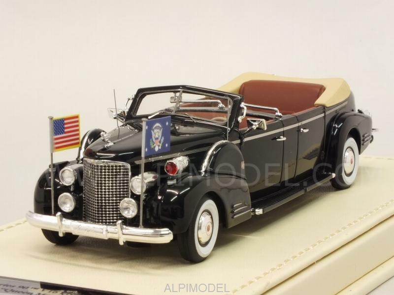 vendita calda online Cadillac Series 90 V16 Presidential Limousine regina M 1 43 43 43 TRUESCALE TSMCE154303  costo effettivo