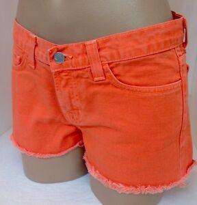 26 Taglia Orange Shorts Jbrand Bright xqIUv1