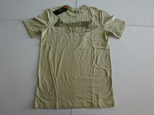 Under Armour Men/'s Freshwater Division Short Sleeve Tee NWT 2020