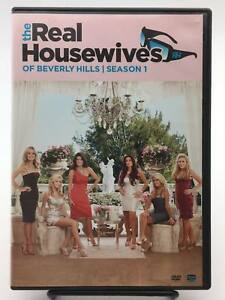 The-Real-Housewives-of-Beverly-Hills-Season-1-DVD-2011-5-Disc-Set-Very-Good