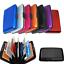 NEW-Aluminum-Business-Credit-Debit-ID-Multi-Card-Holder-RFID-Blocking thumbnail 2