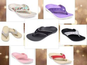womens-spenco-arch-support-sandals-flip-flop-heel-pain
