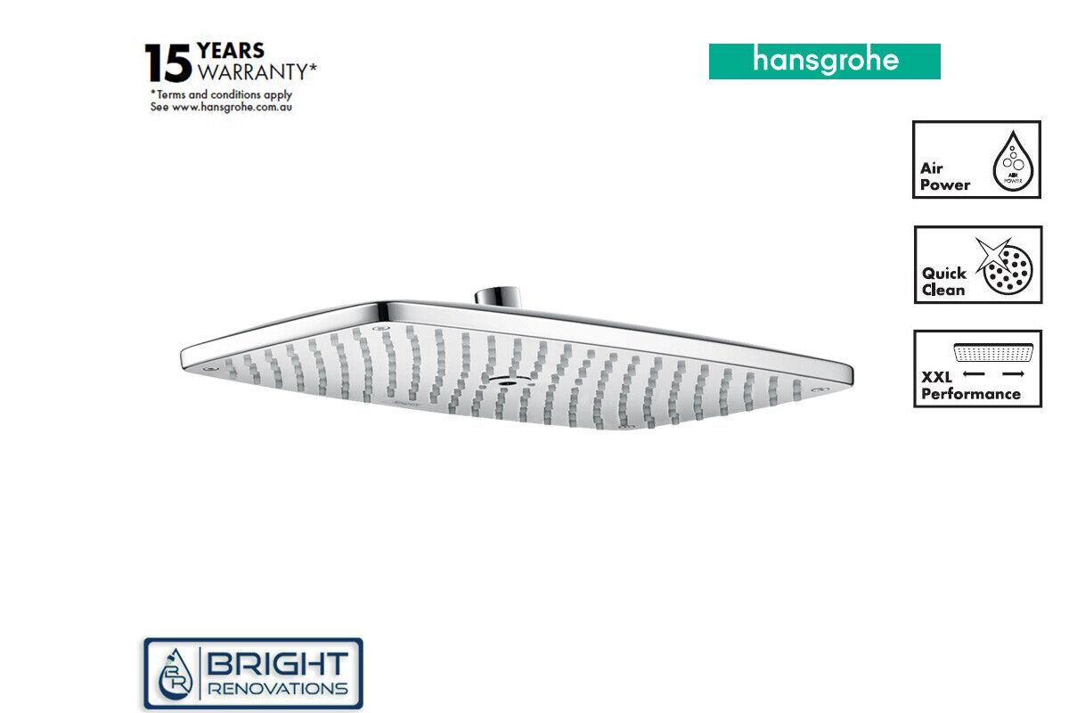 Genuine Hansgrohe Raindance E Overhead Shower 360 1jet