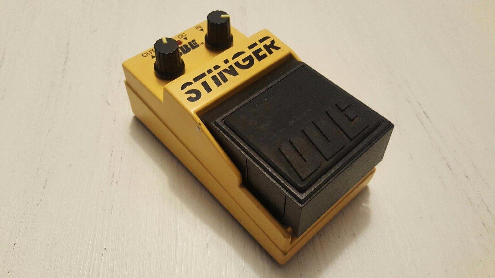 BBE Stinger Guitar Effect Pedal