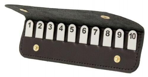 1-8 1-10 1-12 Bisley ricerca posizione Portafoglio-Shotgun SHOOTING Peg