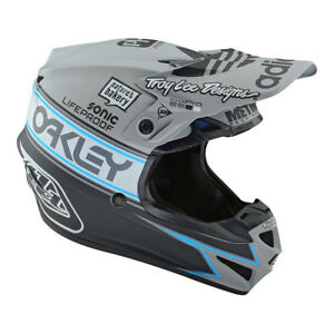 Details About 2019 Troy Lee Designs Tld Adult Se4 Polyacrylite Team Edition 2 Gray Helmet Moto