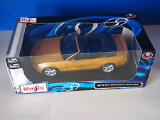 Maisto Ford Mustang GT Convertible 2010 1/18
