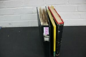 CKStamps-Amazing-Mint-amp-Used-Worldwide-Stamps-Collection-In-Album-amp-Binders