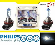 OB Philips Crystal Vision Ultra H11 55W Head Light Bulb Fog Lamp Low Beam