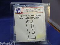 Kel-tec Factory Pf9 Magazine Mag 7 Round Blued 9mm Pf 9 Keltec Kel Tec Clip