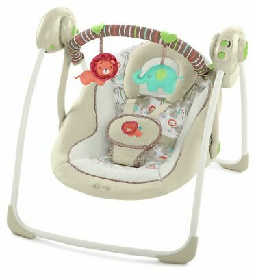Ingenuity Morrison Musical 7 Melodies Baby BouncerSuitable upto 9kg