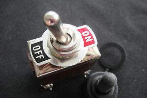 Toggle-Flick-Switch-DC-ON-OFF-Momentary-Car-Dash-Light-Metal-12V-110V-250V