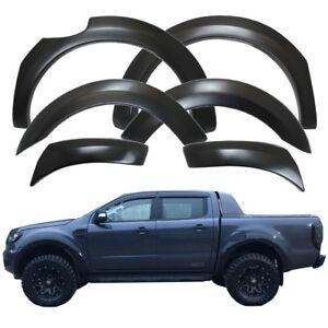 Ford-Ranger-T6-Raptor-2016-Kit-de-arco-delgada-Mate-Negro-XO