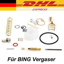 BING Schwimmernadel Ventil Mokick valve assy Vergaser Typ 17