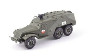 Eaglemoss-Military-Vehicle-Russian-Armored-Personnel-Carrier-BTR-152-Metal-3-54-034