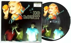 EX-EX-NO-DOUBT-DON-039-T-SPEAK-NUMBERED-PICTURE-PIC-DISC-7-034-VINYL-GWEN-STEFANI