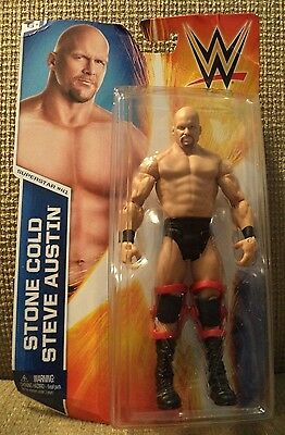 WWE STONE COLD STEVE AUSTIN ACTION FIGURE SUPERSTAR #41 *NEW*