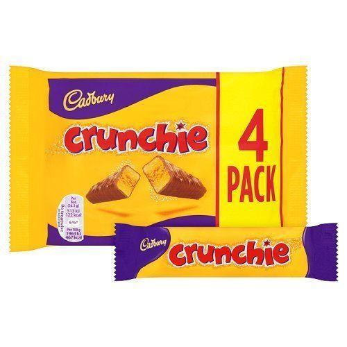 Cadbury Glaçage (4 x 26.1 G barres de chocolat) 104.4 G
