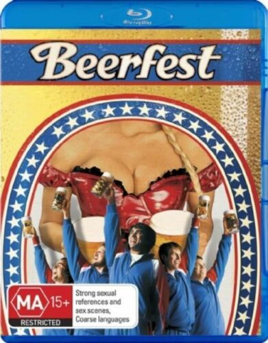 1 of 1 - Beerfest (Blu-ray, 2008) 'NEW & SEALED'