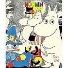 Moomin Illustrated Desk Diary 2016 Flame Tree Publishing
