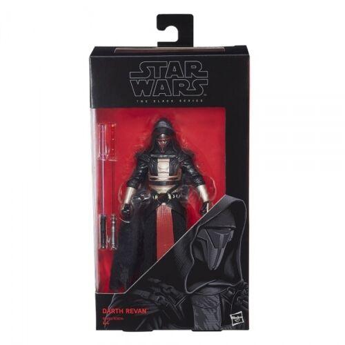 "Hasbro Star Wars Black Series 6/"" Action Figure #34 Darth Revan NEW"