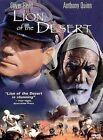 Lion of the Desert (DVD, 1998)