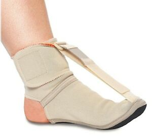 Adjustable-Plantar-Fasciitis-Foot-Brace-Toes-Sports-Pain-Fascia-Night-Splint