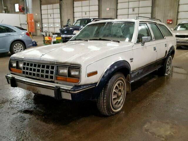 1981 AMC Eagle 30 Limited 4dr 4WD Wagon