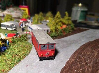 5101-locomotiva Con Shorty E Chassis Öbb 2095, Traccia Z, M 1: 220-mostra Il Titolo Originale Risparmia Il 50-70%
