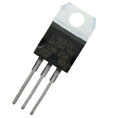 6.0V 1.5A TO-220 20pcs L7806CV L7806 7806 Voltage Regulator