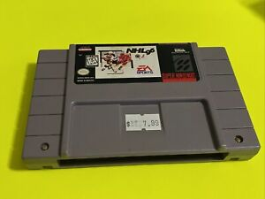 WORKING-SUPER-NINTENDO-SNES-GAME-CARTRIDGE-CLASSIC-EA-SPORTS-NHL-96