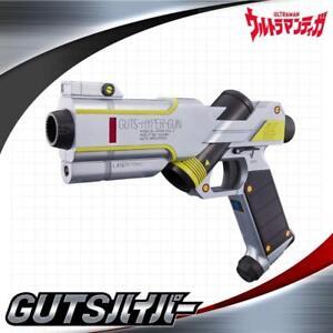 Premium-Bandai-Ultraman-Tiga-MADOKA-DAIGO-GUTS-HYPER-Gun-Figure-w-Tracking-NEW