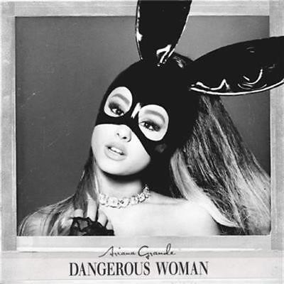 ARIANA GRANDE Dangerous Woman CD NEW