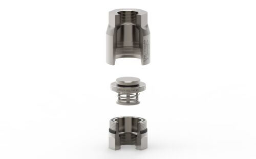 "EPIC-0250FP 1//4/"" EPIC® Female Pipe Stainless Steel Check Valve"