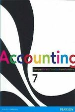 Accounting 7 by Charles T. Horngren, Walter Harrison, Suzanne Oliver