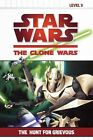 Star Wars, the Clone Wars Ser.: The Hunt for Grievous by Chris Cerasi (2010, Hardcover, Prebound)