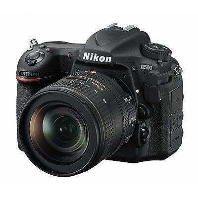 New! Nikon Digital Camera D500 Lens Kit 16-80 / 2.8-4E ED VR D500LK16-80 EMS F/S