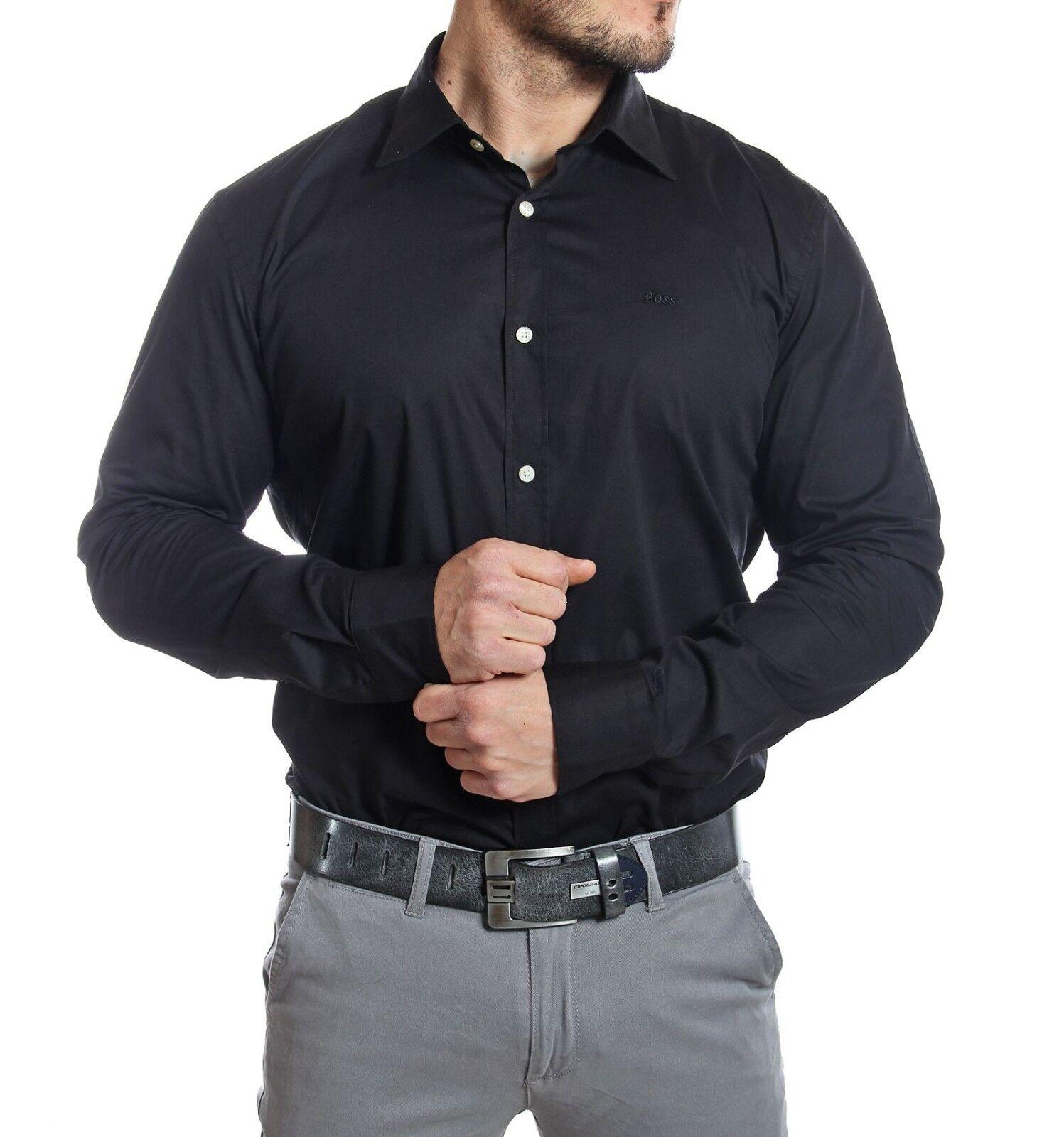 Black (Dress Shirt)