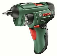 Bosch PSR Select Cordless Lithium-Ion Screwdriver with 3.6 V Battery-1.5 Ah