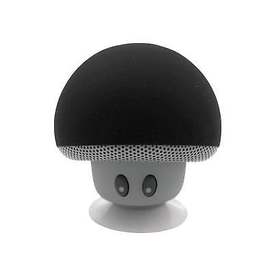 Mushroom Shape Mini Wireless Bluetooth Speaker for Smartphone iPad Tablet Laptop