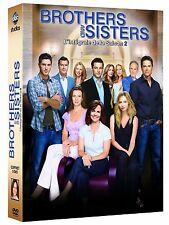 25771//BROTHERS SISTERS SAISON 2 - COFFRET 5 DVD / 16 EPISODES EN TBE